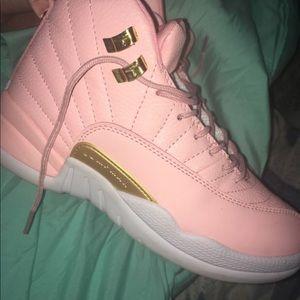 pink lemonade jordan 12s Shop Clothing